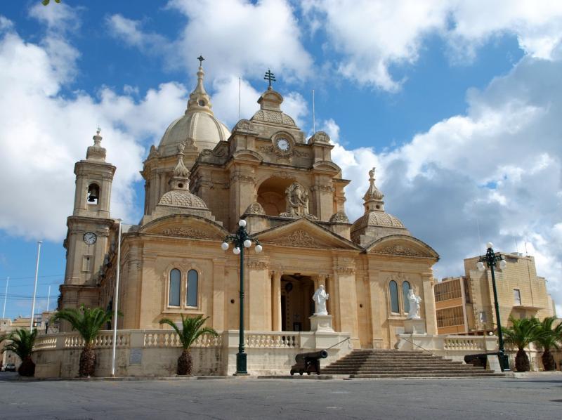 Nadur Baroque Church
