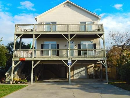 Block from Beach-Pet Friendly, holiday rental in Surfside Beach
