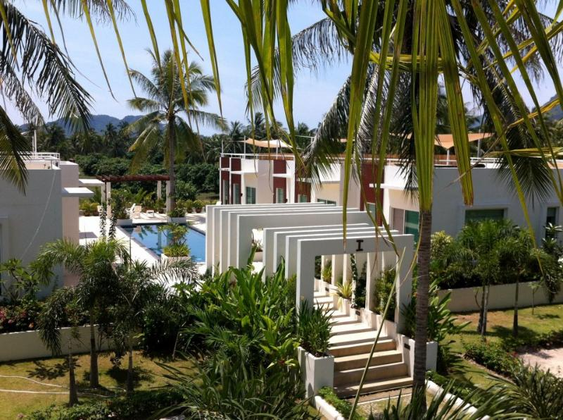 Peaceful and secure near the beach., vacation rental in Kui Buri