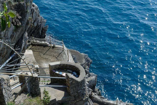 access to the sea