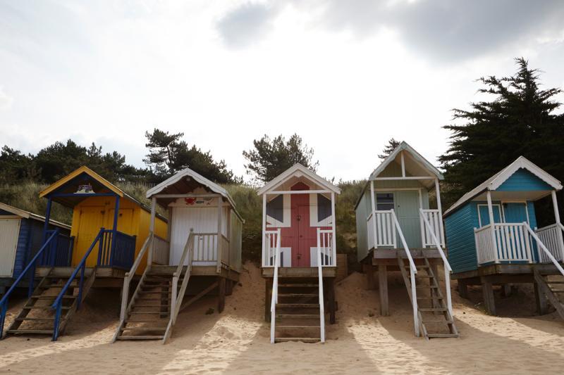 Saltwater, plus Beach Hut, holiday rental in Burnham Market