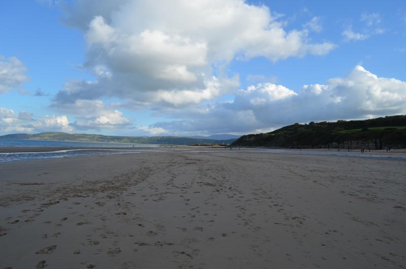 Benllech Beach in October!