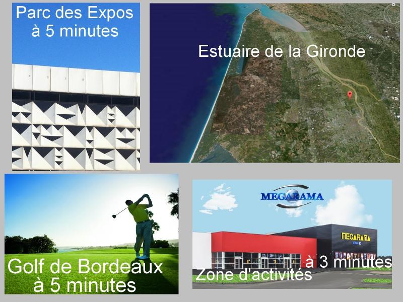 Area of activities and shops in 3 minutes, many golf courses in the surrounding area.