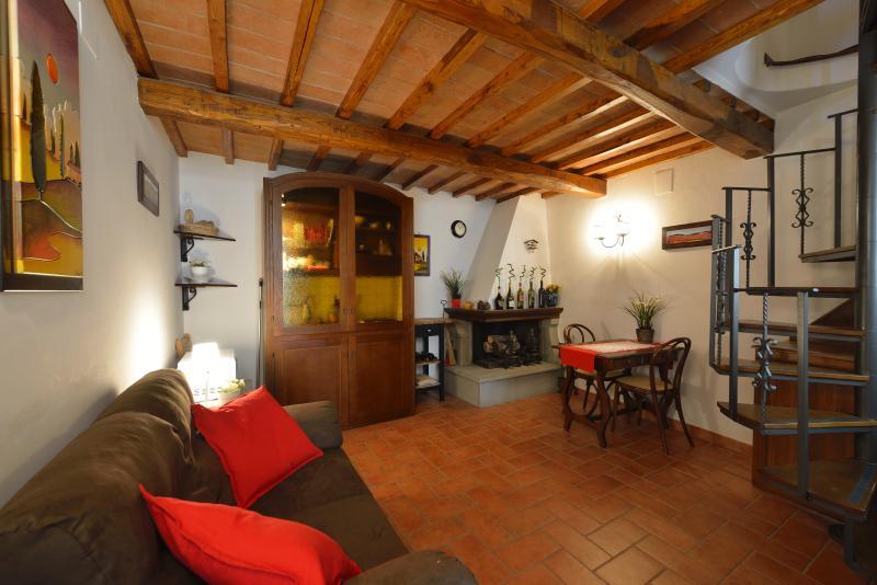 Residenza Il Grottino, alquiler de vacaciones en Valiano