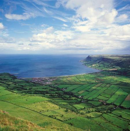 View of Glenariff