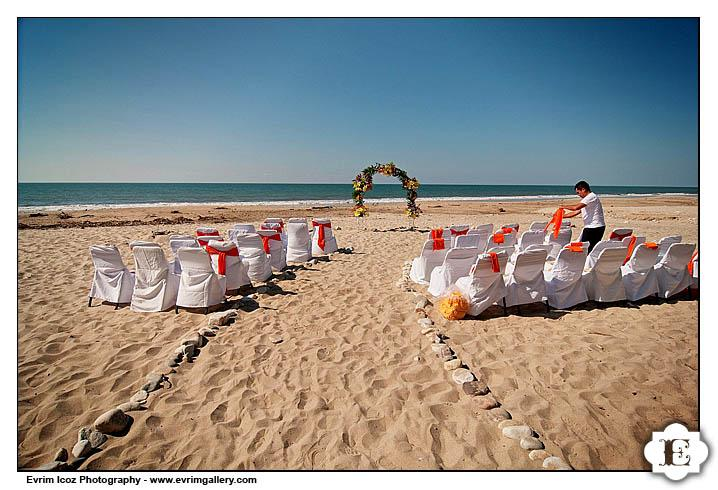 Guest Photo~Wedding on our beach!
