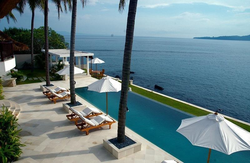 Villa Blanca, location de vacances à Candidasa