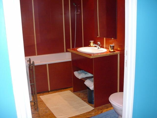 Chambre Bleu, location de vacances à Ville de Chantilly