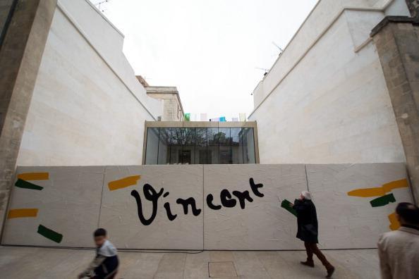 new modern Vincent Van Gogh Foundation