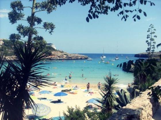 Cala Marsal beach