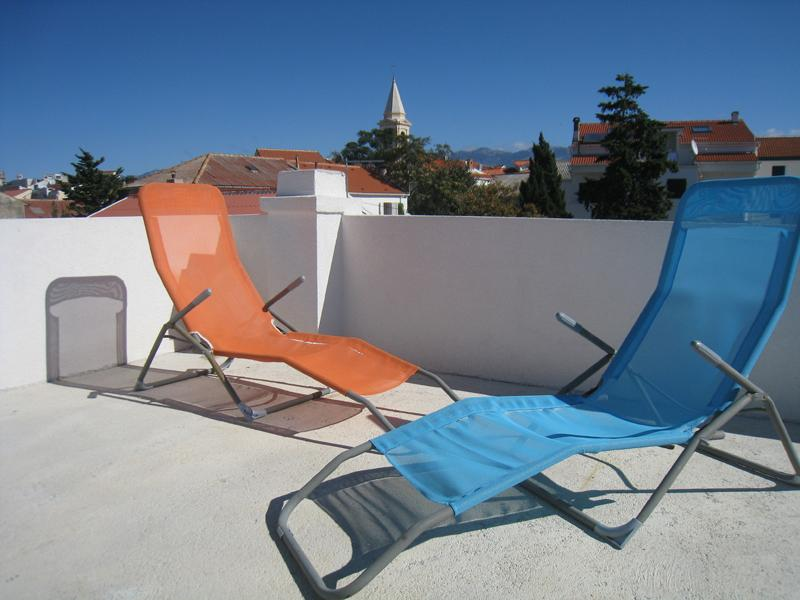 chillout roof terrace