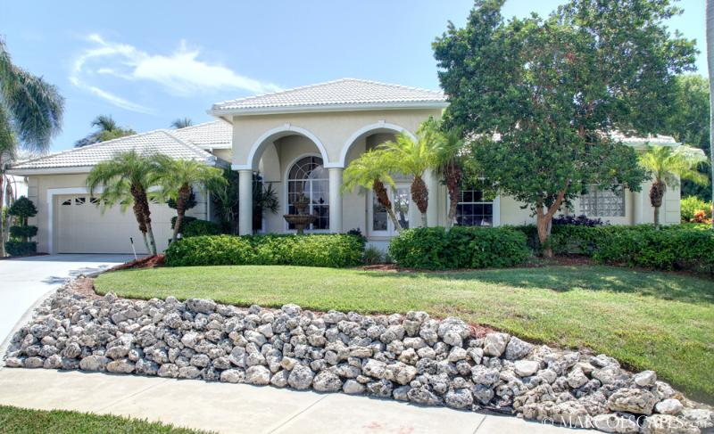 CHANNEL COURT - Understated Elegance Abound, Wide Water Views, vacation rental in Marco Island