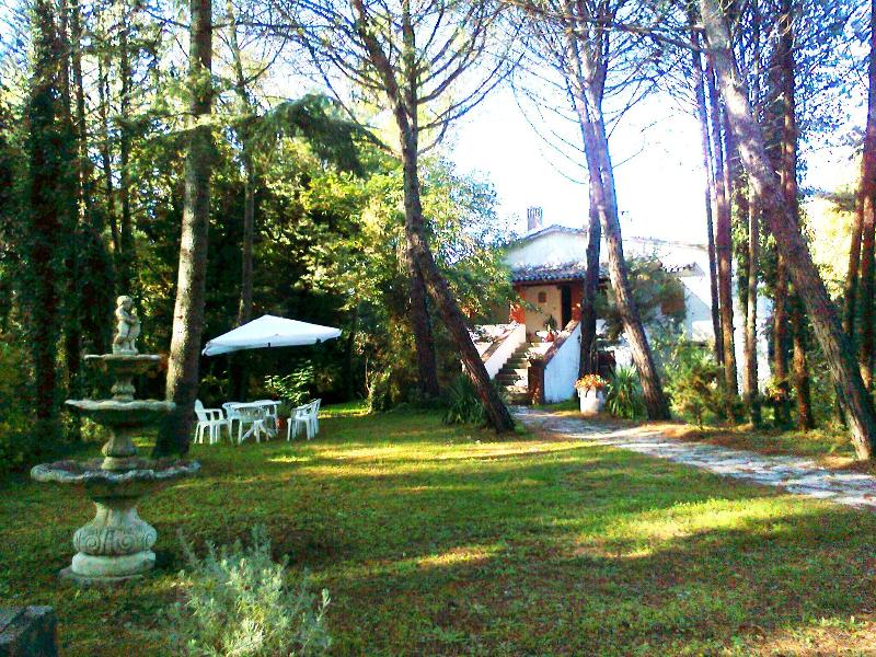 La Tana delle Volpi, Ferienwohnung in Perugia