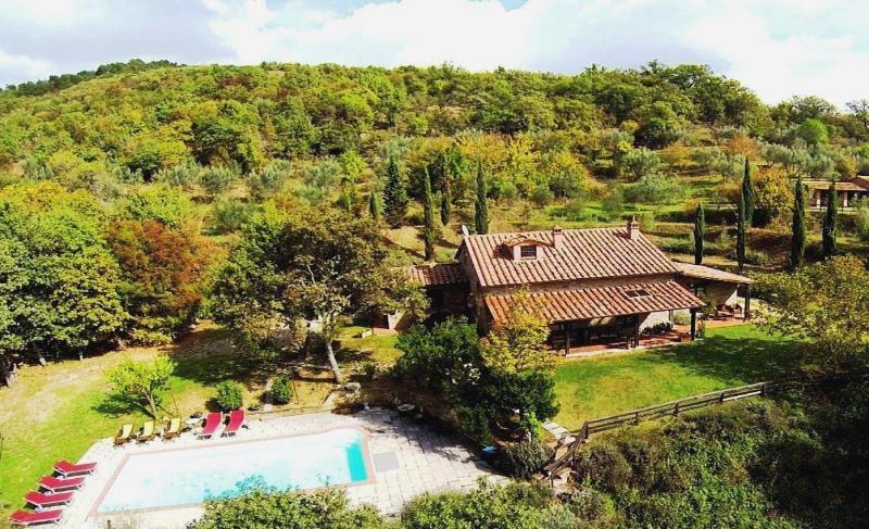 Tuscany Villa Principe, location de vacances à Castiglion Fiorentino