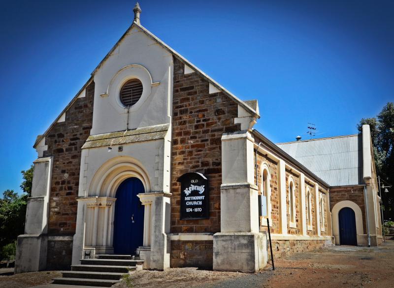 Old Redruth Methodist Church, holiday rental in Burra