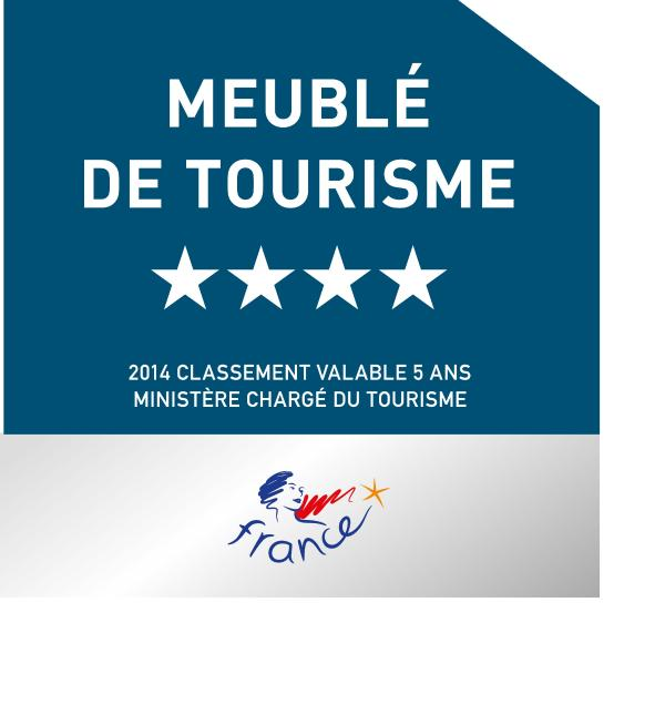 Our 4 Star official rating by the Tourist Boards