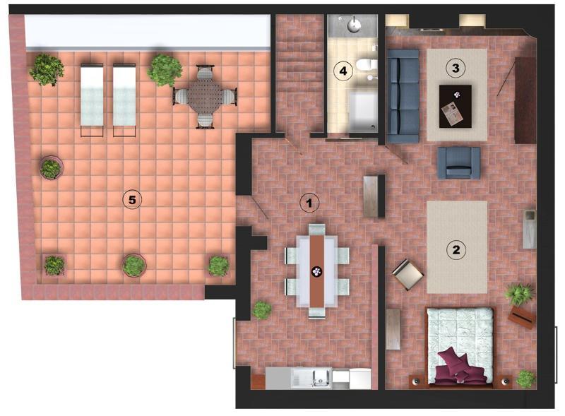 Can Felip_Apartment 3_Floorplans