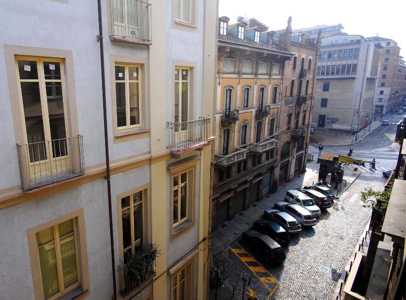 Nel cuore di Torino con il posto auto coperto a pochi minuti dall'appartamento