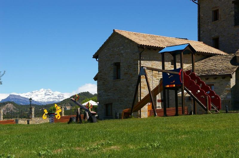 Holiday Cottage. Ainsa, Ordesa Park, Pyrenees, location de vacances à Palo