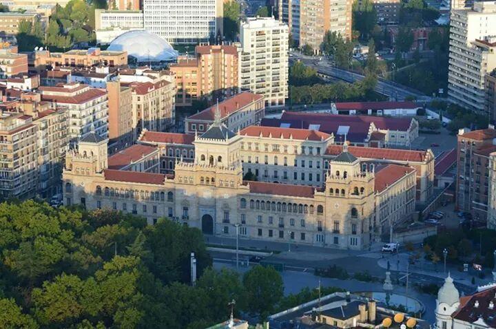 Academia de Caballeria, Valladolid