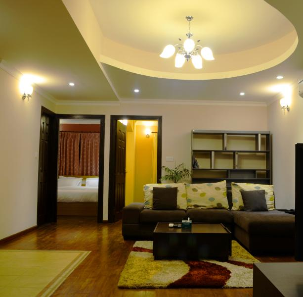 Cheapest Apartments: Affordable Luxury, 2BHK Standard Type B Has Shared Yard