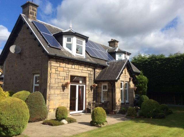 Traditional detached Victorian house of character, holiday rental in Badenoch and Strathspey