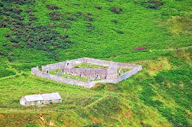 Cementerio histórico de San Juan