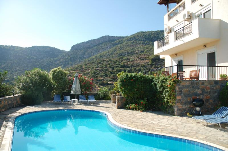 Villa Khami, holiday rental in Pachia Ammos