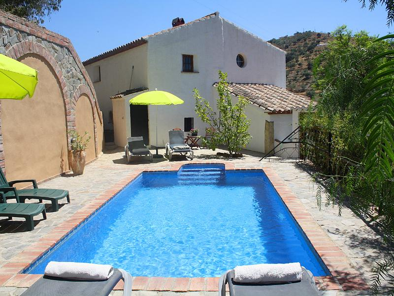 Country House Los Capitos with private pool