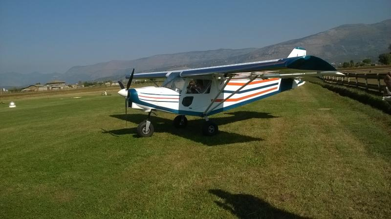 ICP Savannah STOL available upon request for flights as passenger