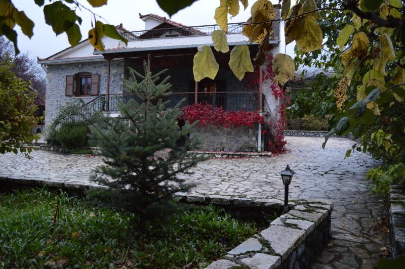 Villa Vitina, holiday rental in Arkadia Region