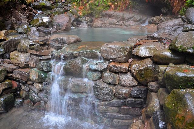 Terwilliger Hot Springs est un lieu magique !