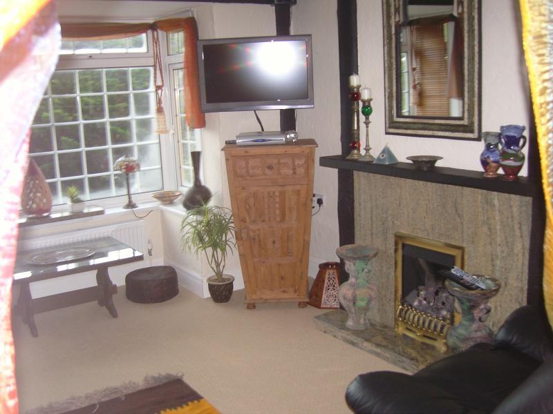 Detached bungalow in quiet residential area, location de vacances à Marldon