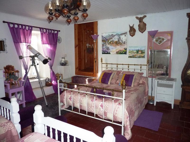 La chambre 1900