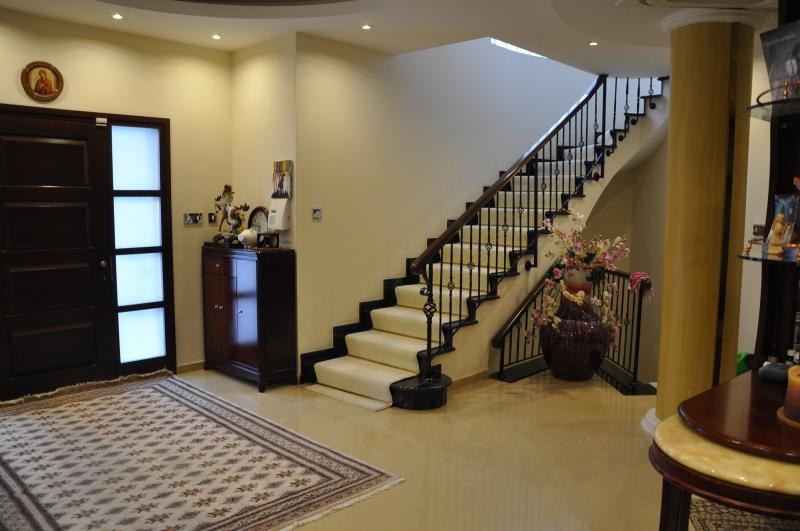Soft Carpeted Stairs