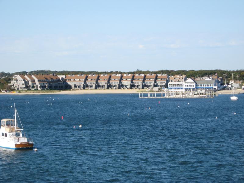 Harbor View Of Yachtsman Condominiums