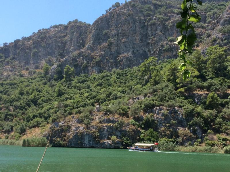 Koycegiz lake