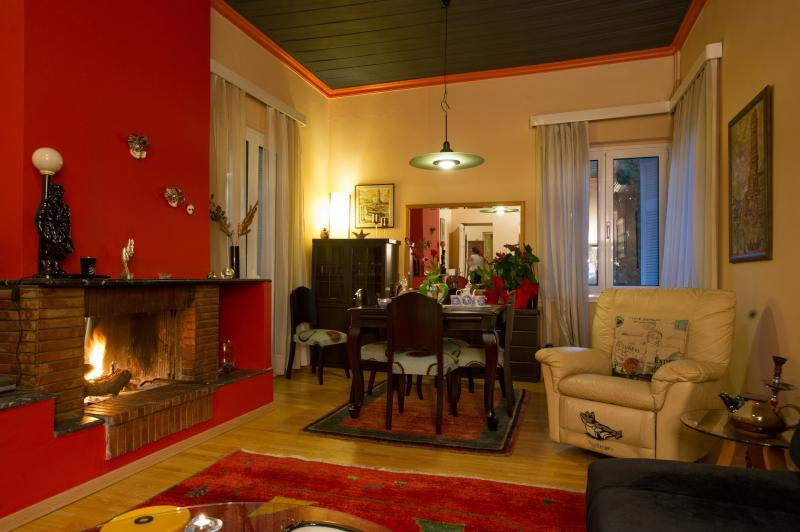 Seafalios Villa, holiday rental in Chania
