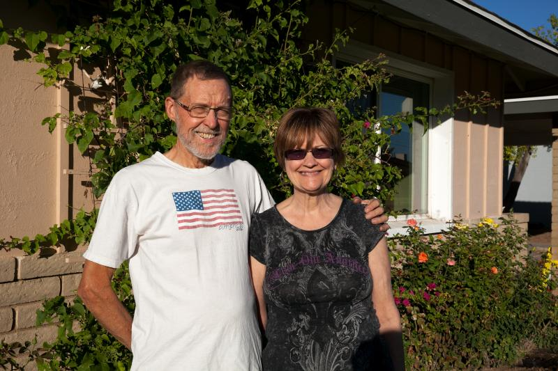 Wayne et Nancy