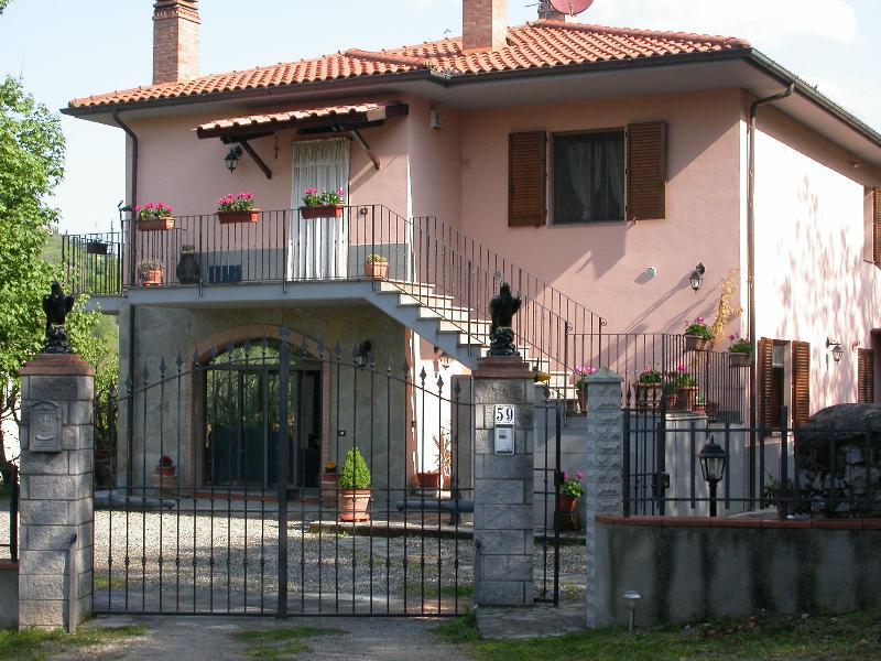 LA VACANZA NEL CUORE DEL CHIANTI, holiday rental in Gaiole in Chianti
