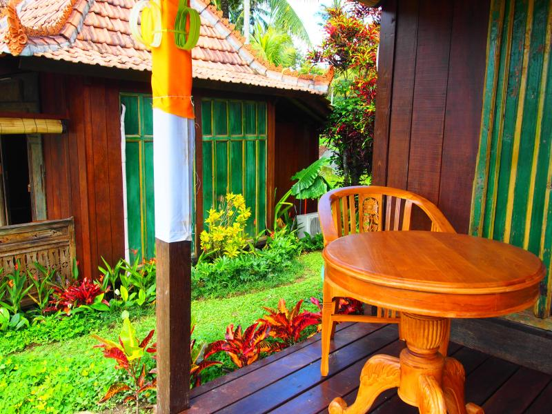 Joglo Taman Sari - Boutique Resort - Villa 8, holiday rental in Ubud