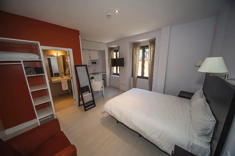 location appart Segovia JARDIN VELARDE