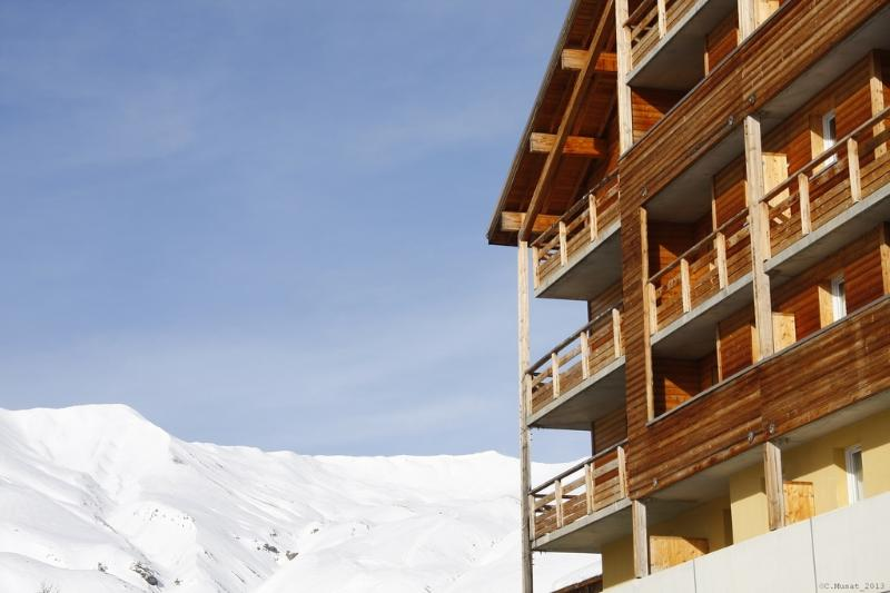Les Cimes du Val d'Allos *** T2 6personnes, vacation rental in Alpes-de-Haute-Provence