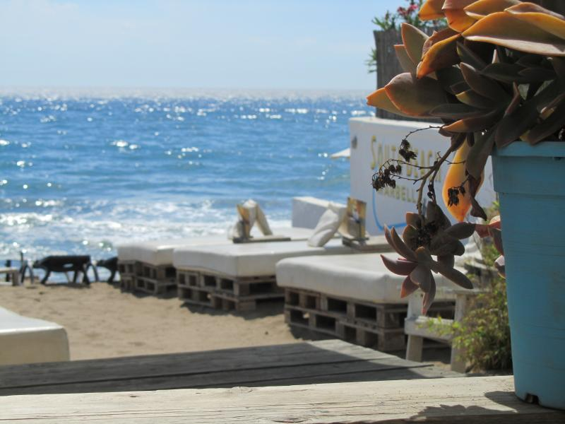 Beach apartment on one of the best beaches on the Costa del Sol