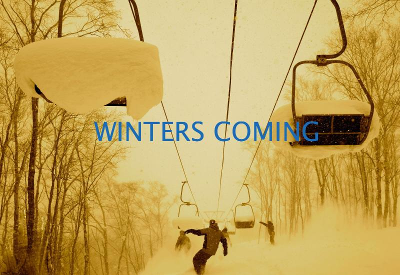 Winters Coming!