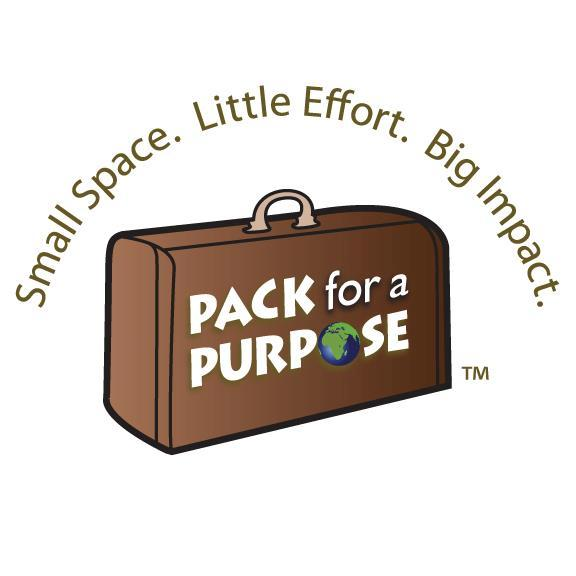 We partner with PackForAPurpose in support of the local community.