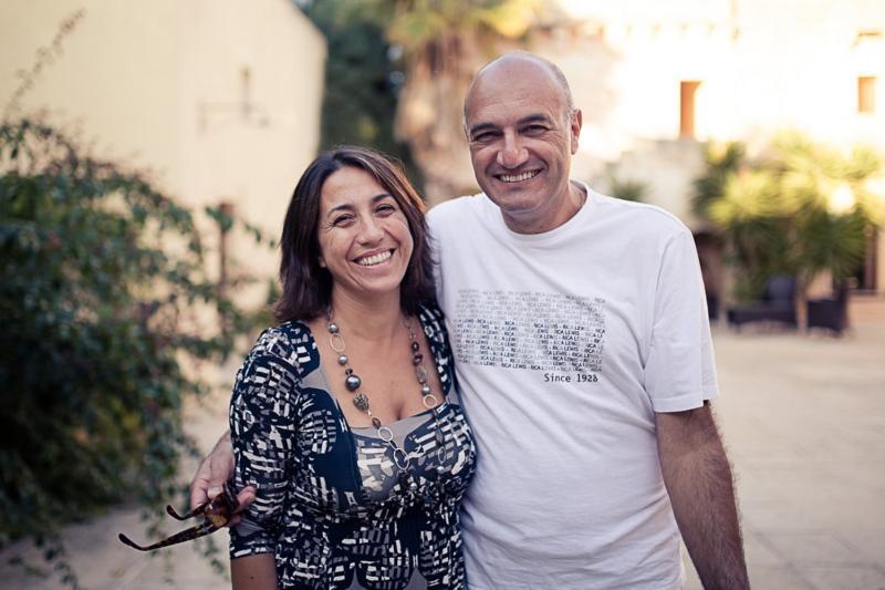 Io e Simona (I, Gabriele, y Simona)