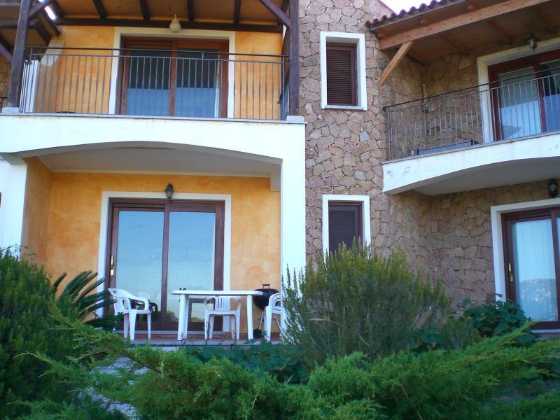 appartamento a Capotesta S. Teresa Gallura, holiday rental in Capo Testa