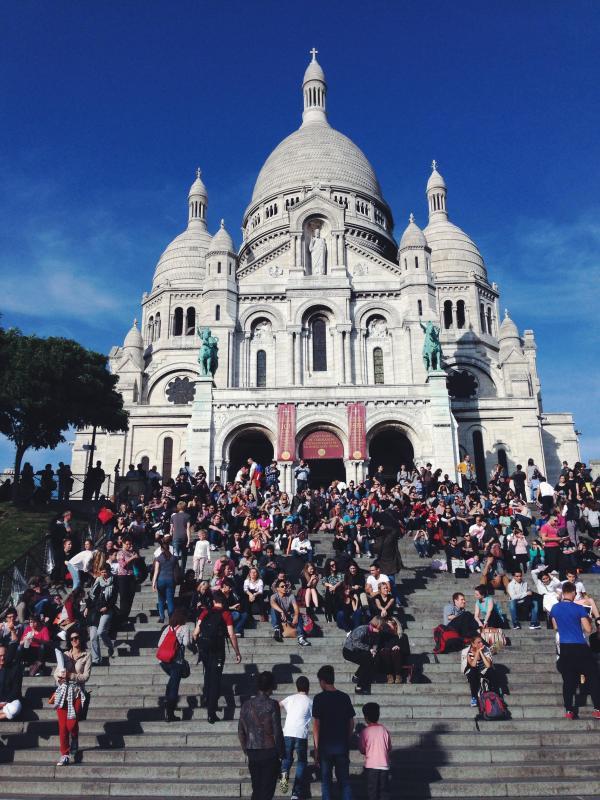 Sacré Coeur-A 10 min. zu Fuß vom apartment