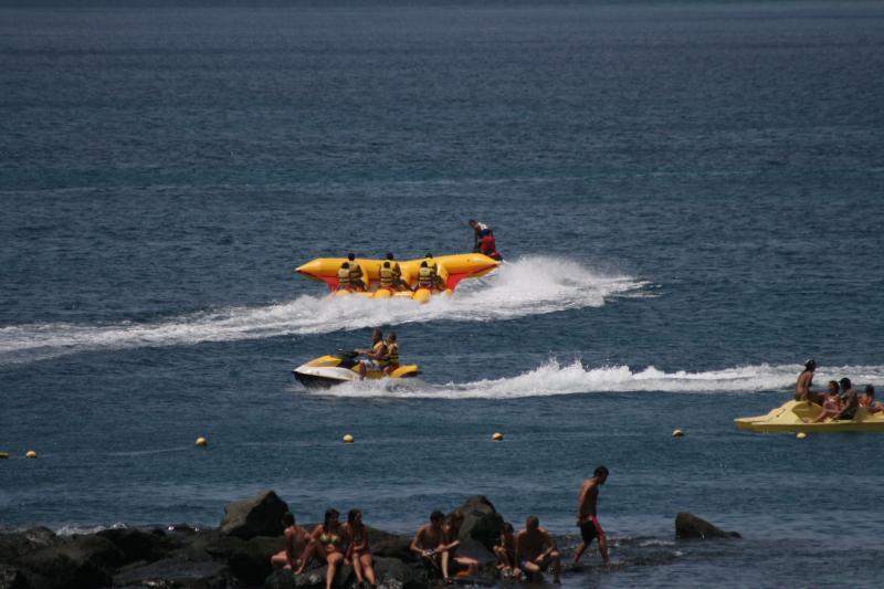 Watersports Playa Blanca